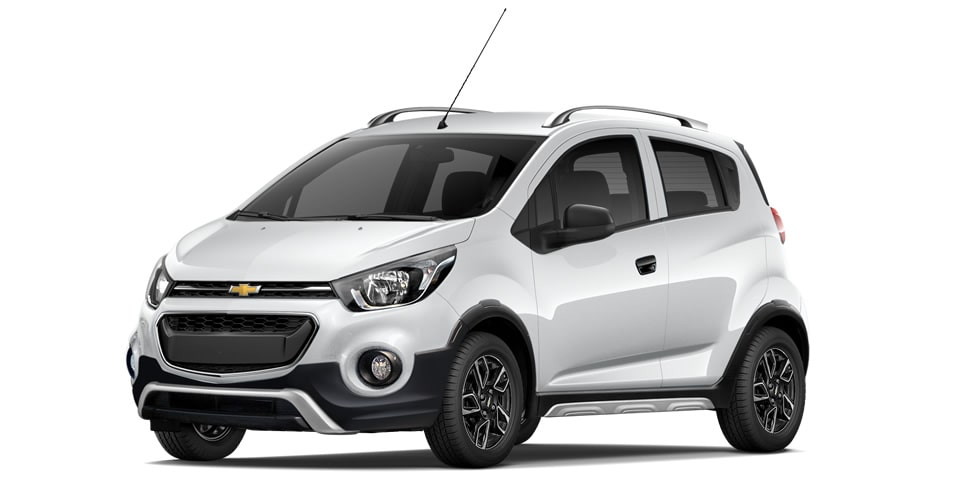 Chevrolet Beat Hatchback 2020 en color blanco